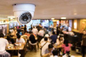 vidéosurveillance restaurant
